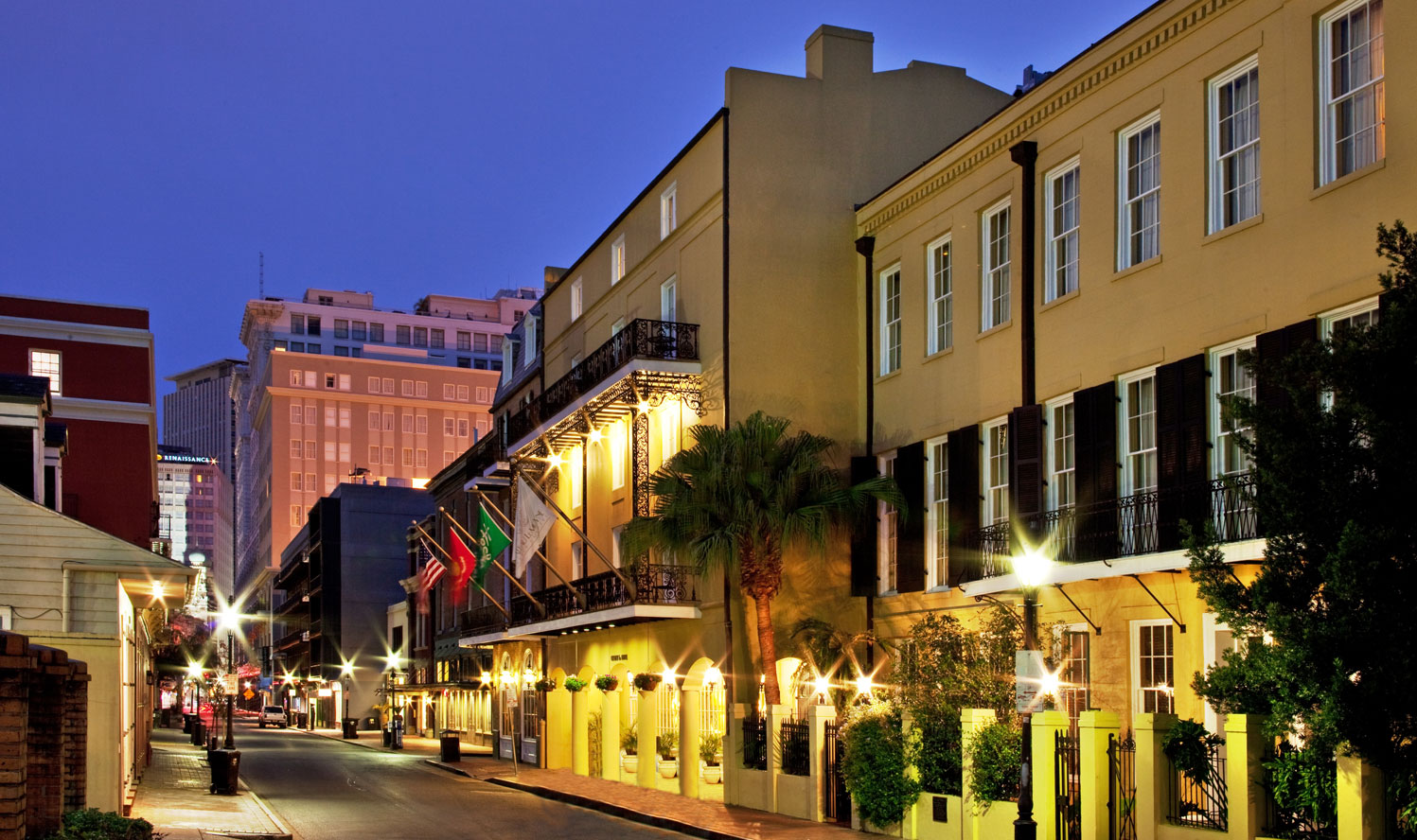Boutique Hotels New Orleans