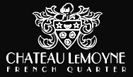 Chateau LeMoyne - French Quarter, A Holiday Inn Hotel - 301 Dauphine Street, New Orleans, Louisiana 70112