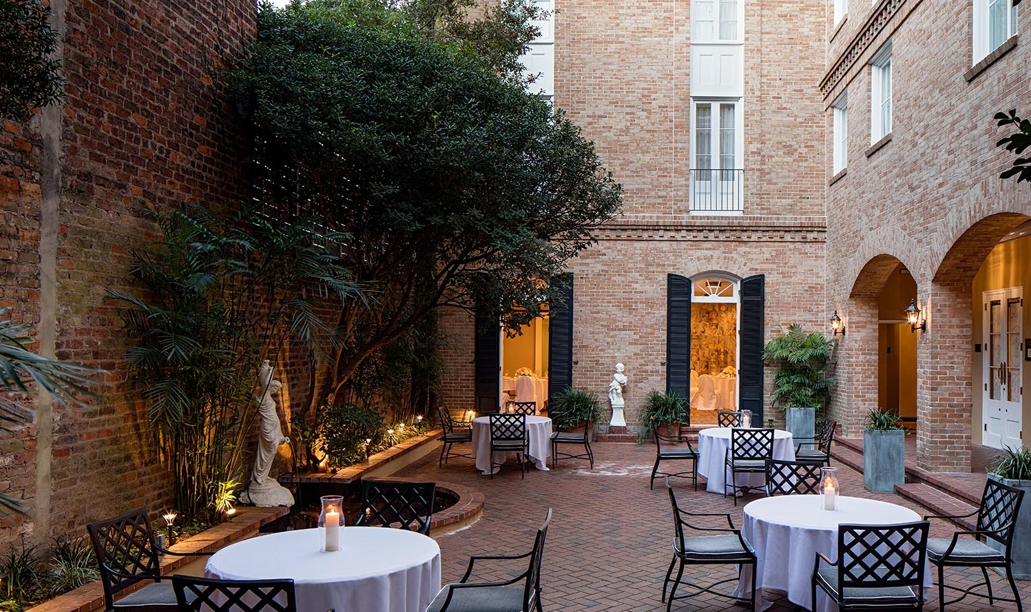 Boutique New Orleans Hotel Photos Chateau Lemoyne French