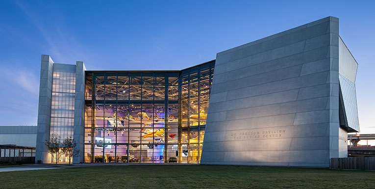 The National WWII Museum at Louisiana