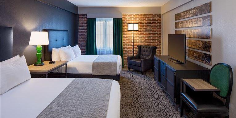 Chateau LeMoyne French Quarter, A Holiday Inn Hotel Standard Double at Louisiana